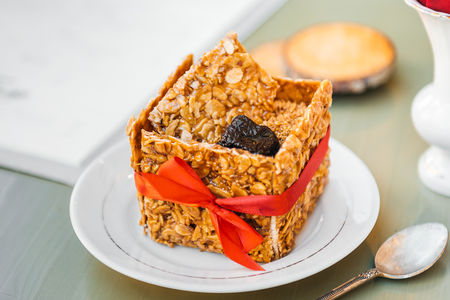 Пирожное Мемуары гейши