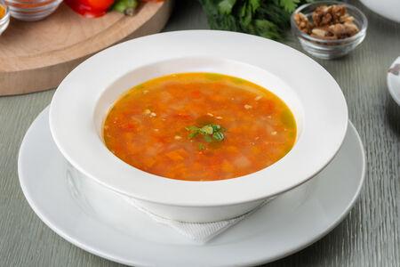 Пряный суп из баранины