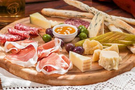 Тосканские закуски