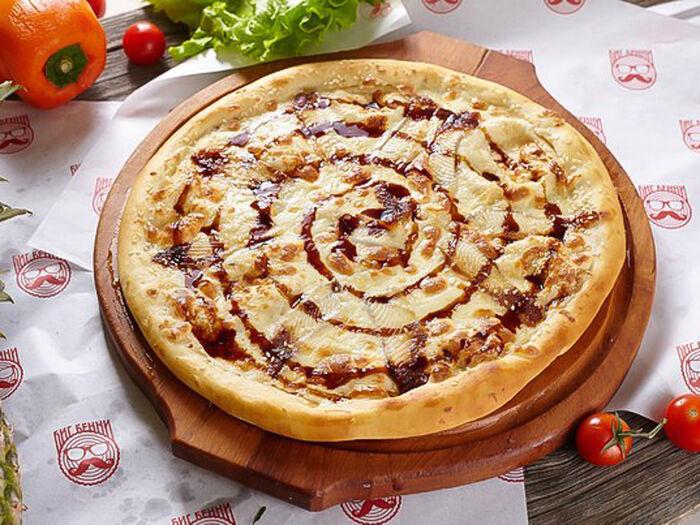 Пицца Чиз угорь