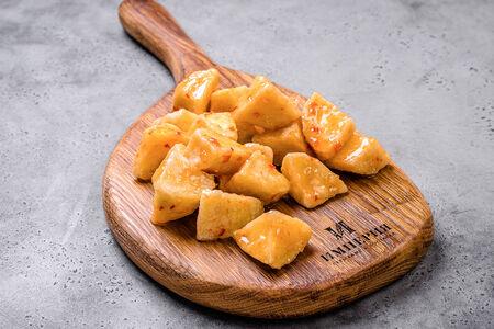 Баклажаны в тайском соусе
