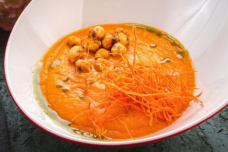 Суп Тыквенный на кокосовом молоке