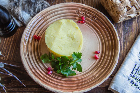 Картофельное пюре на сливках