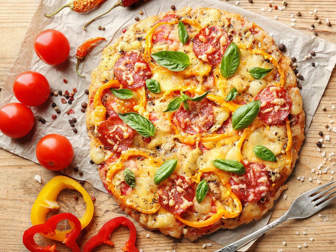 Ко-ко пицца