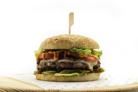 Лакки бургер