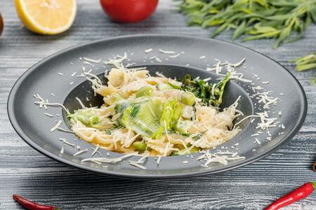 Паста Орекьетте вегетарианская