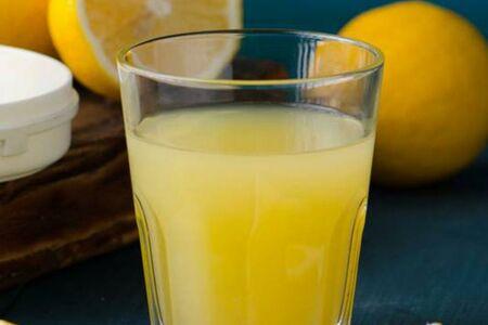 Лимонный свежевыжатый (200 мл.)