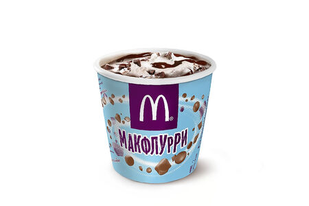 Макфлурри Двойной шоколад