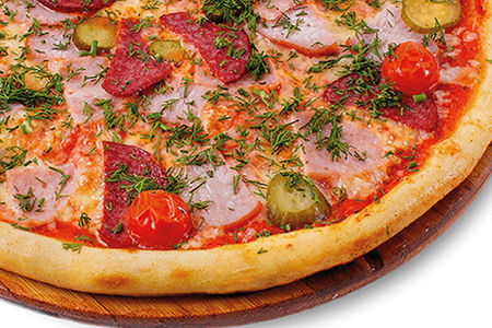 Пицца Суаре