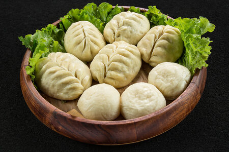 Паровые булочки Бань Бао
