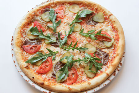 Пицца Триада