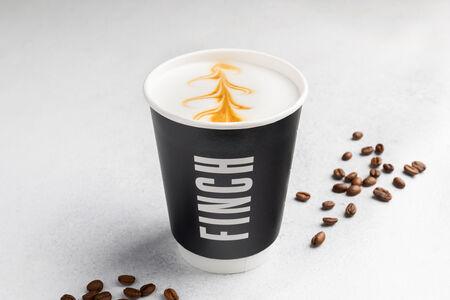 Кофейный напиток Латте большой