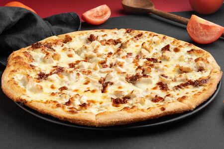 Пицца Ранч с курицей и беконом