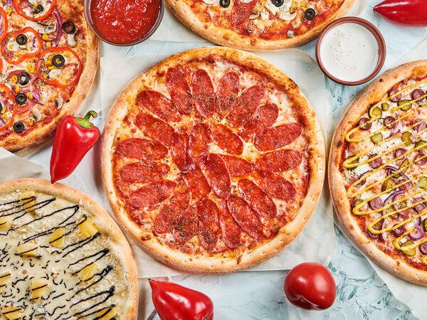 Пиццерия рустерс