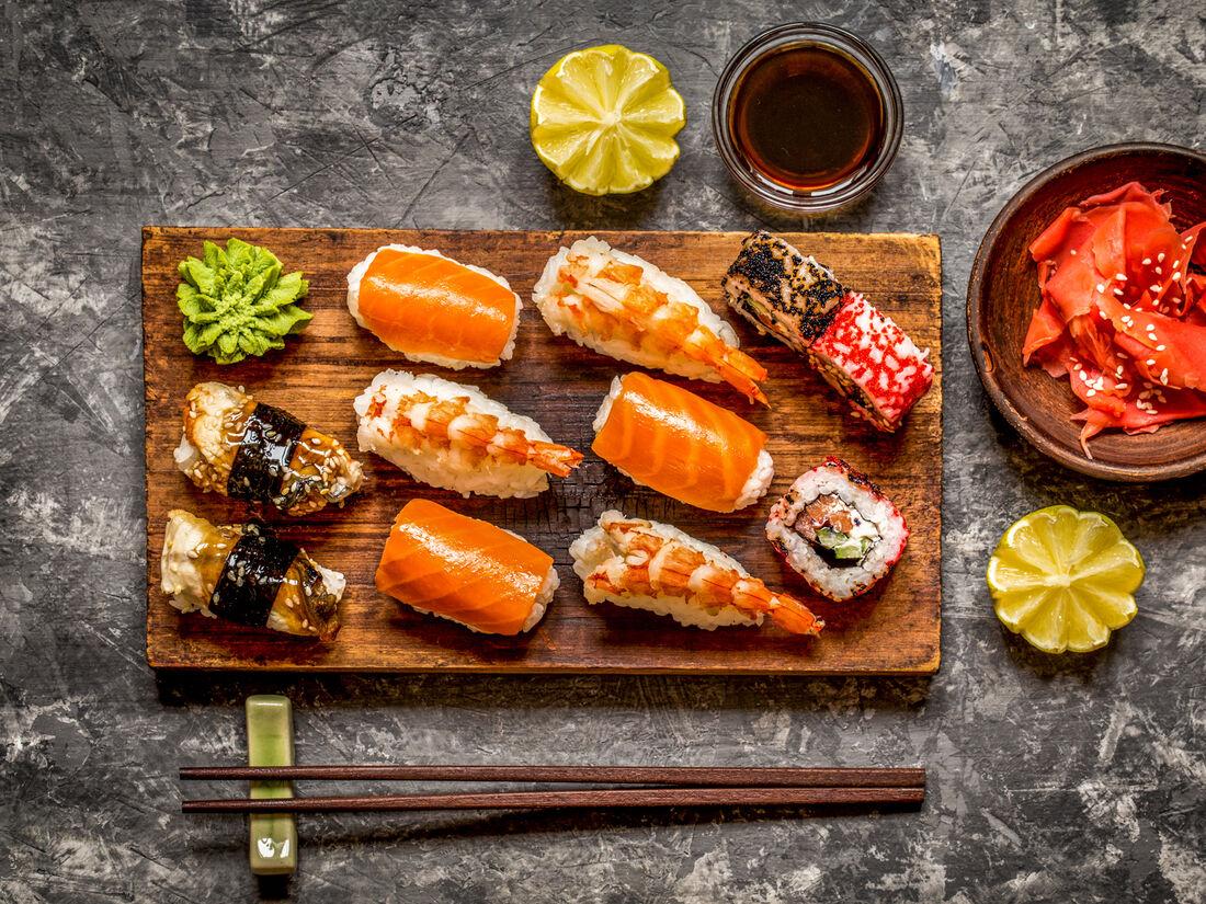 Love & Sushi