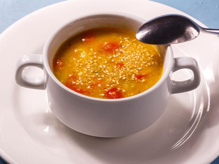 Суп Дал со специями