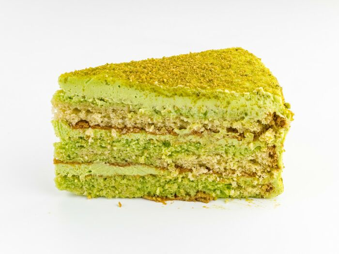 Кусочек Фисташкового торта