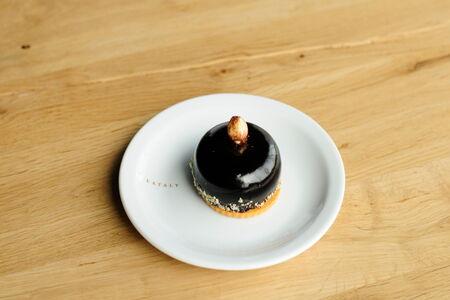 Пирожное шоколадный мусс
