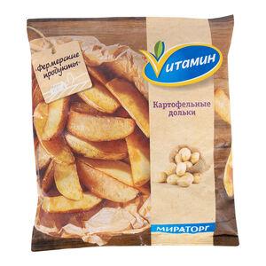 Картофельные дольки «Vитамин»
