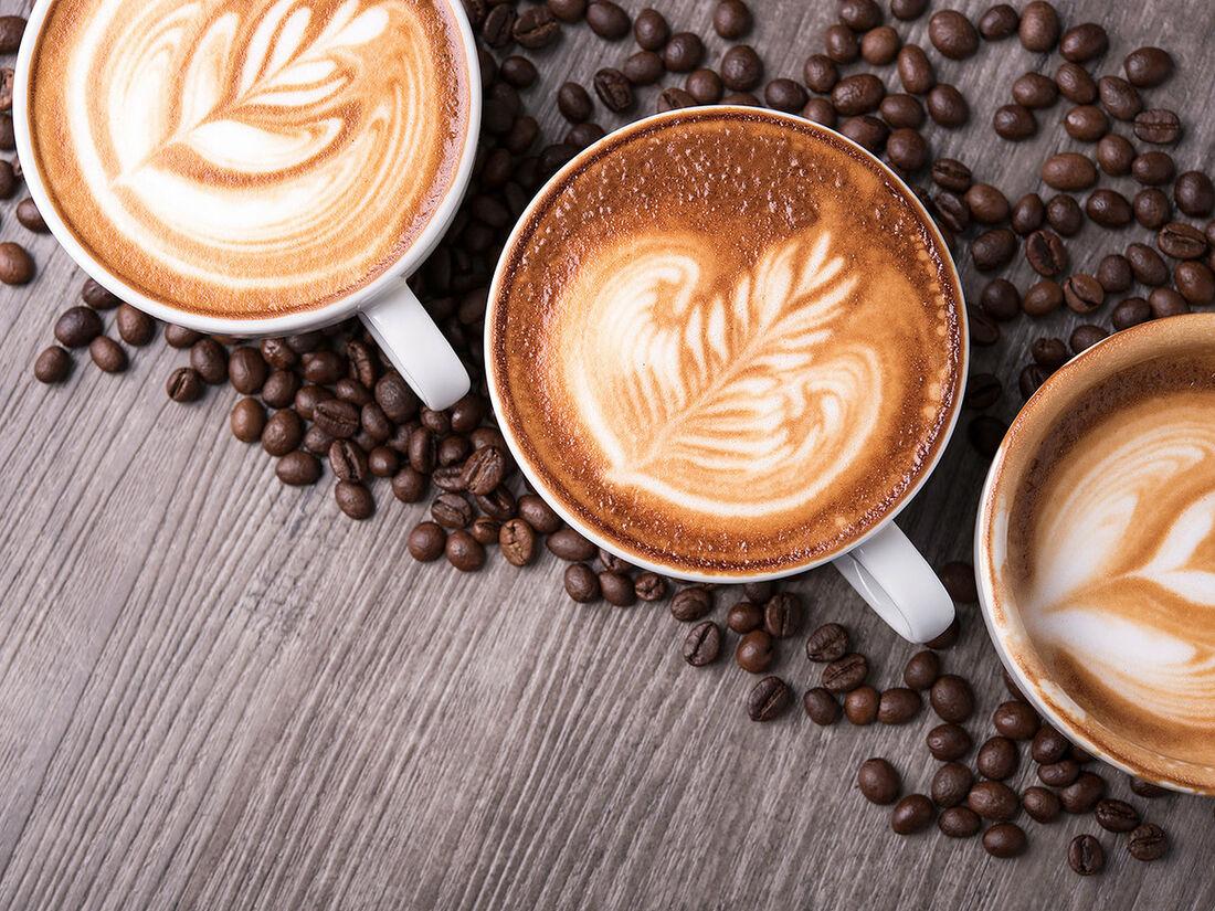 Пить кофе Кино