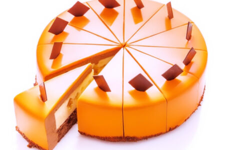 Торт Заводной Апельсин