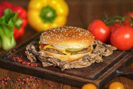 Бургер Биг чизбургер