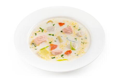 Суп Рыбный чаудер