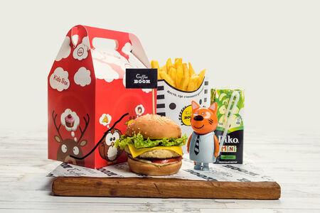 Комбо Kid's box