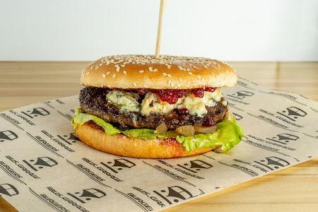 Бургер Санкционный с говядиной
