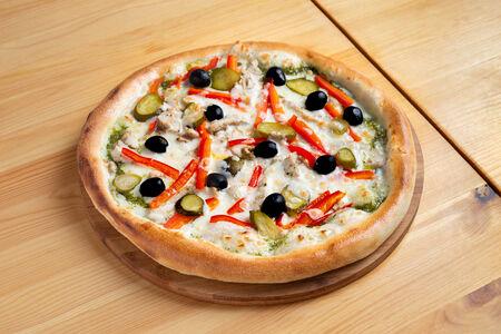 Пицца Осенняя
