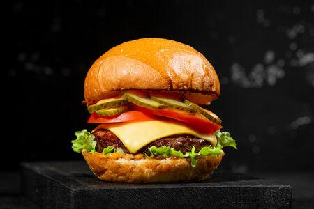 Чизбургер Ракета