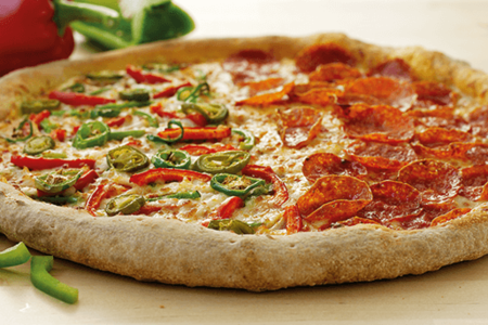Пицца Традиционное тесто 35