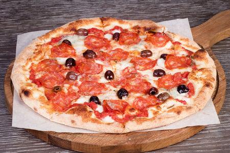 Пицца де Оливия Горгонзола