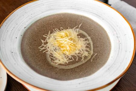 Суп Перерыв в отношениях (Грибной крем-суп)