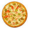 Фото к позиции меню Пицца Огурец