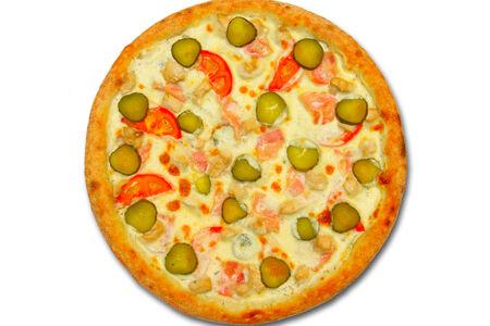 Пицца Огурец