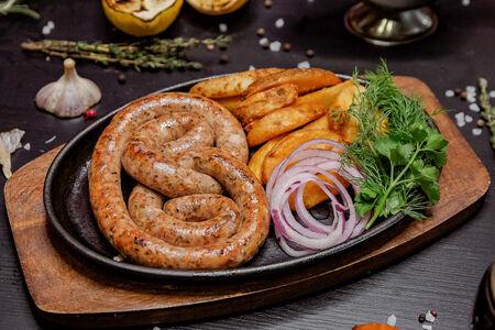 Колбаска из баранины с прованскими травами
