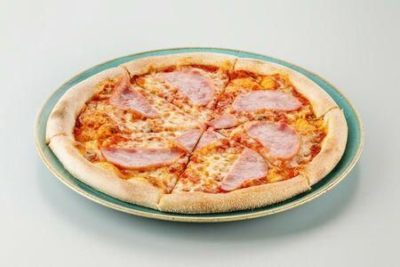 Пицца с ветчиной детская 25 см