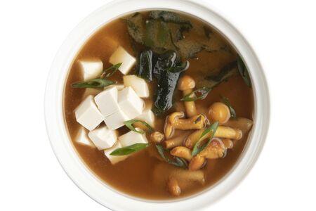 Мисо-суп с тофу*