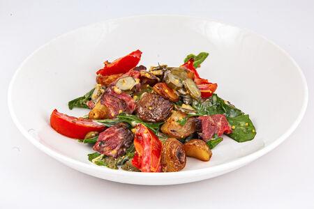Тот самый мясной салат
