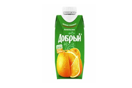 Нектар Добрый апельсиновый