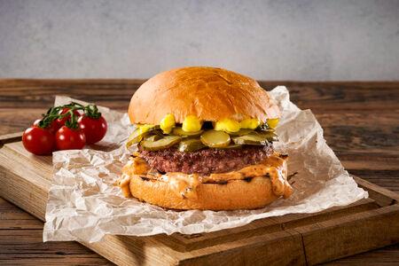 Гамбургер БИФ