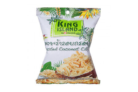 Чипсы кокосовые King Island