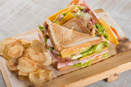 Сэндвич-клаб