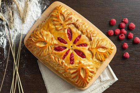 Русский пирог Малина