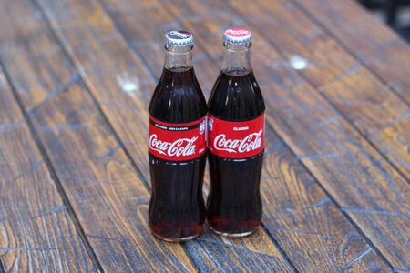 Coca-Cola экзотическая