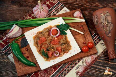 Салат мангал - Домашний