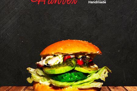 Бургер вегетарианский Джимми Хантер