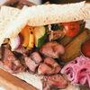 Фото к позиции меню Шашлык из свинины