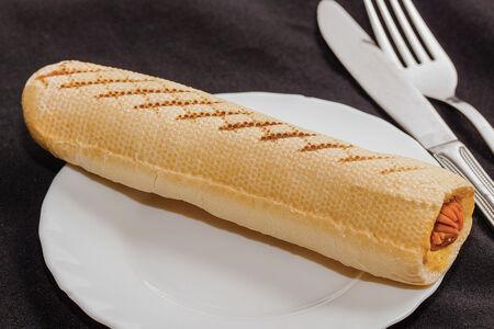 Хот-дог Французский сырный